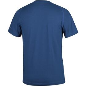 Columbia Mountain Tech III Crew T-shirt Heren, super blue